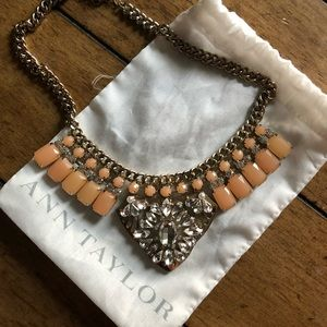 Ann Taylor Statement Necklace